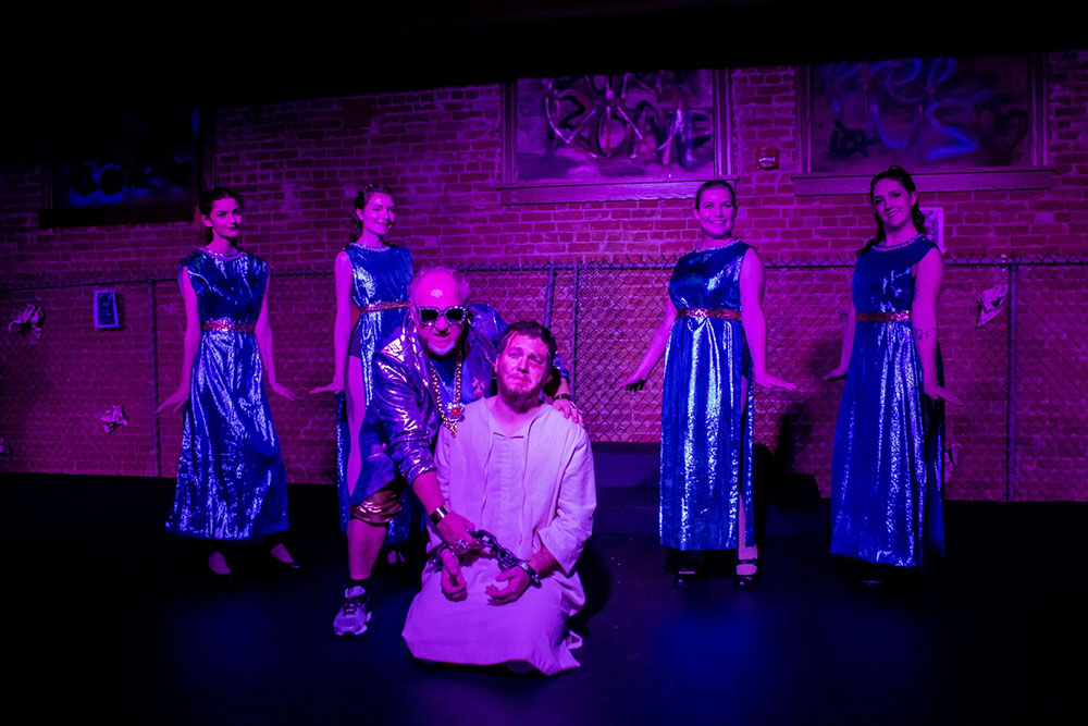 Submitted Photo - Mankato Playhouse - Jesus Christ Superstar